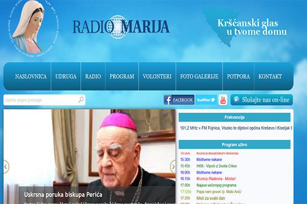 Radio Marija BiH prisutna i u našem gradu