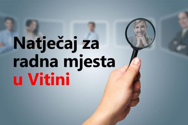 Namex traži više radnika za potrebe otvaranja nove poslovnice u Vitini