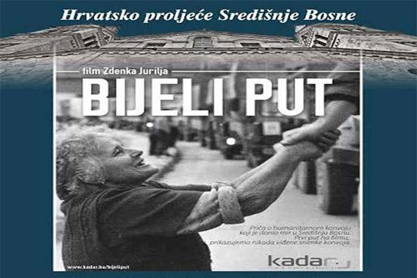 """NAJAVA: Projekcija filma """"Bijeli put"""" ovoga tjedna i u Mostaru"""