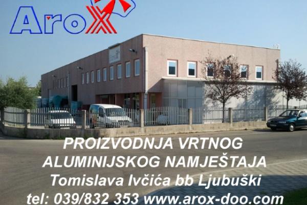Arox proizvodnja: Oglas za radna mjesta – više izvršitelja