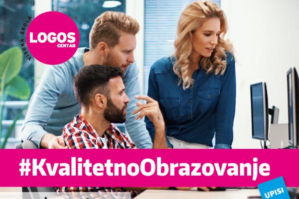 Visoka škola 'Logos centar' u Mostaru raspisala natječaj za upis studenata za akademsku 2017./2018. godinu