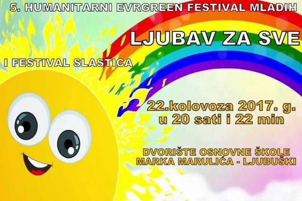 """AUDIO: 5. humanitarni festival """"Ljubav za sve"""""""