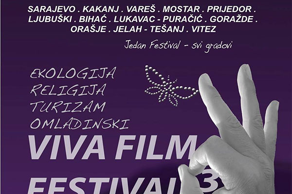 Međunarodni 3. Viva film festival u Ljubuškom