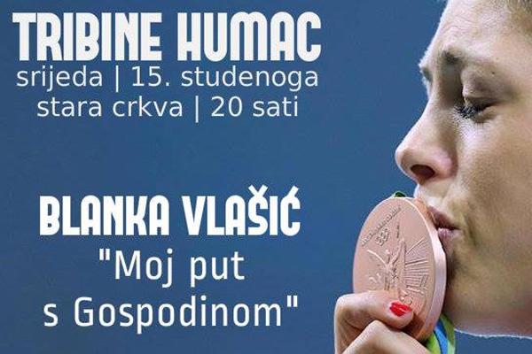 NAJAVA: Blanka Vlašić o svom obraćenju na Humcu