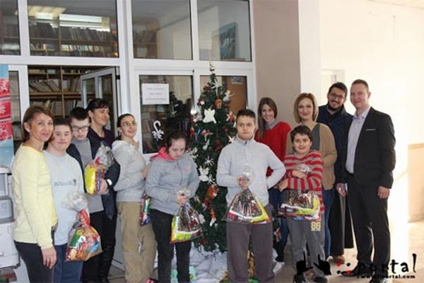 NAJAVA: Kreativna radionica božićnih ukrasa u Knjižnici Ljubuški