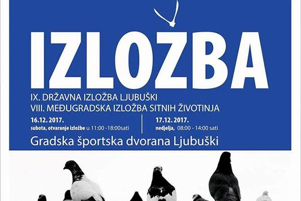 """NAJAVA: Udruga """"Columba"""" organizira izložbu sitnih životinja"""