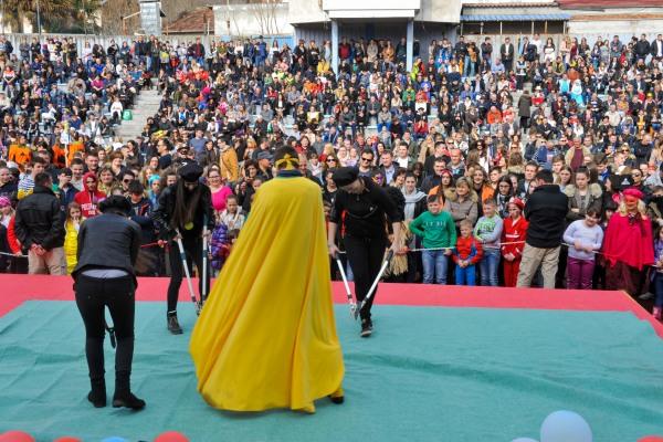 Sutra veliki karnevalski dan u Ljubuškom