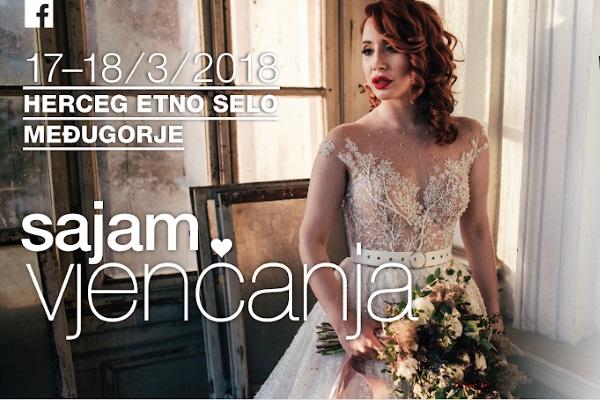 Što vas to očekuje na 8. Sajmu vjenčanja ovog vikenda u Herceg Etno selu