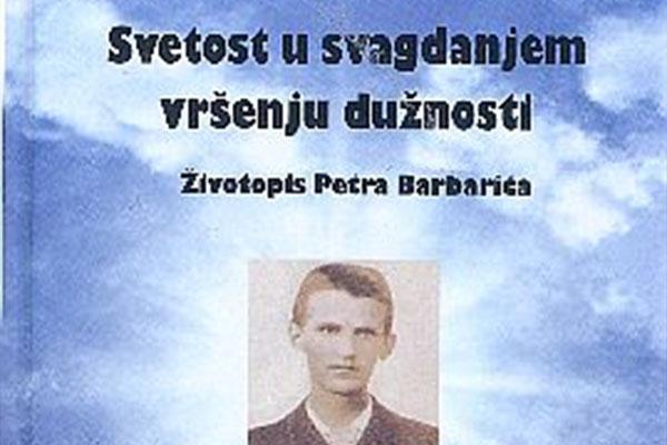 Predstavljanje nove knjige o Petru Barbariću