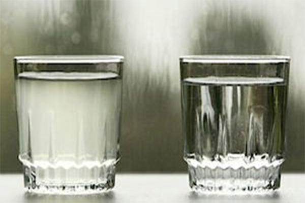 Povećana mutnoća vode iznad dopuštenih vrijednosti
