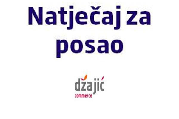 Otvoreni natječaji za posao: Prijavite se i postanite dio Džajić tima!